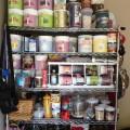 My Pantry Shelves