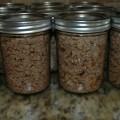 Canned Ground Beef