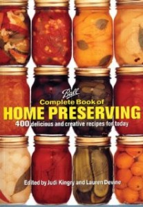 Ball Canning Book
