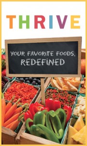 For any THRIVE food, please visit my store by clicking here